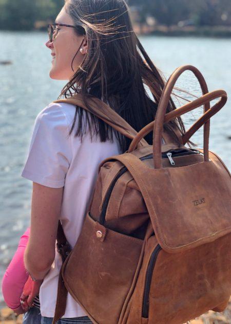 The Zellie Travel Backpack