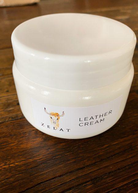 Zelat Leather Care Cream
